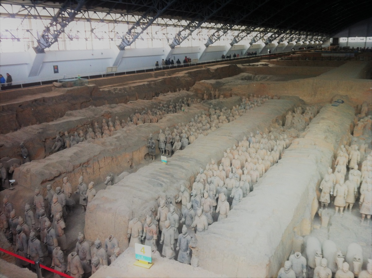 Visiting the Terracotta Army Museum