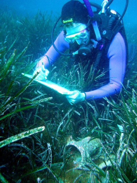 Underwater Archaeology – Sanisera Field School