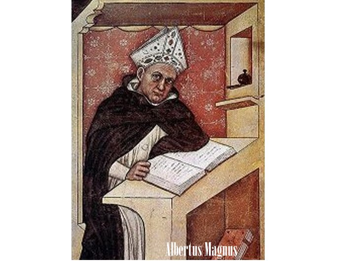 Albertus Magnus – Patron Saint of Archaeology