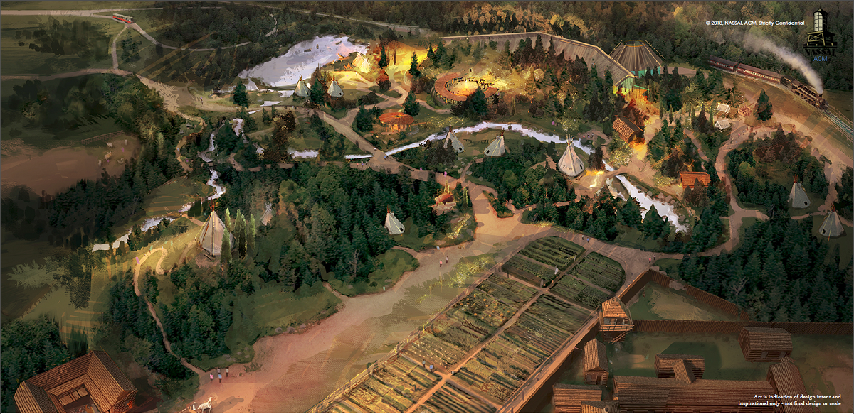 Fort Edmonton Park Expansion