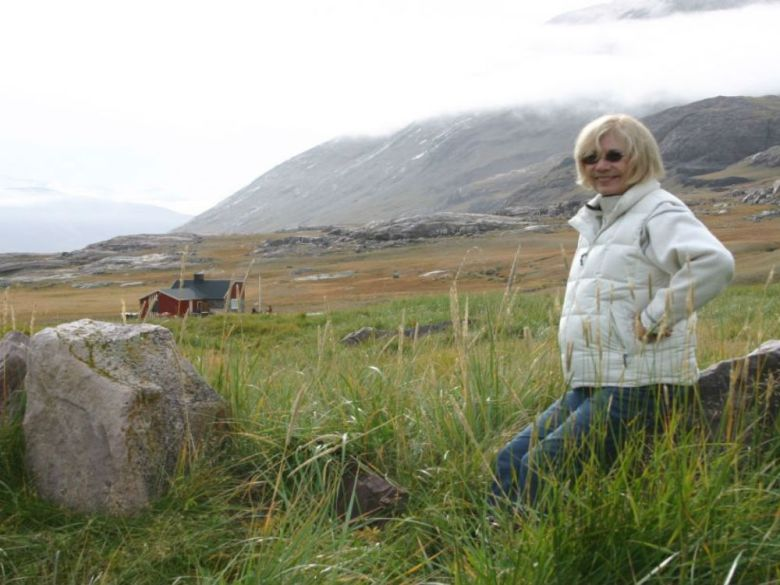 birgitta-at-gardar-greenland